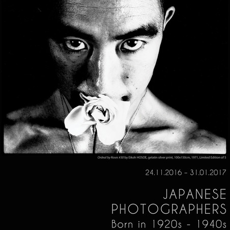 Japanese Photographers born in 1920's - 1940's