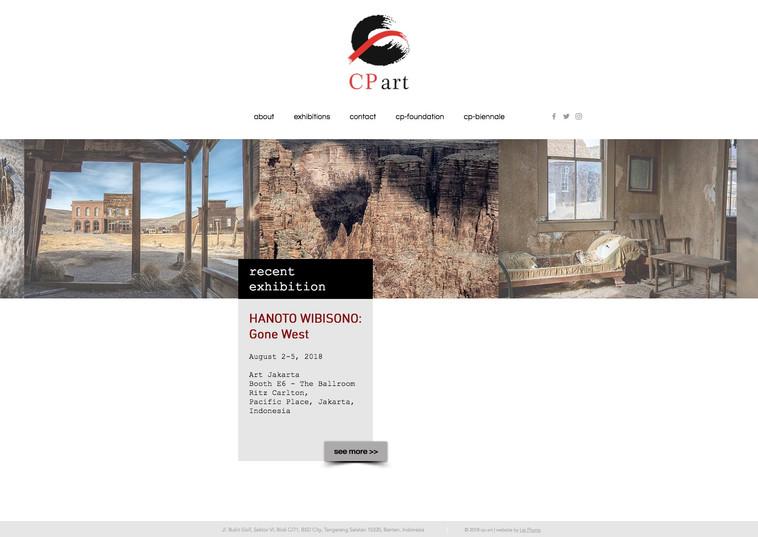 CP art Website