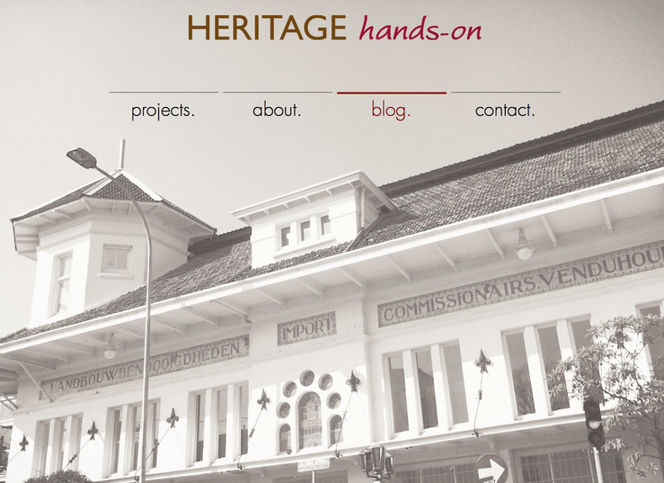 Heritage Hands-On