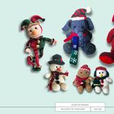 Floppy Toys Designs - Christmas/Winter