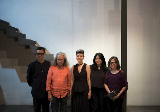 Mr. Hermawan Tanzil, Mr. Bre Redana, Lie Fhung, Ms. Engel Tanzil, Ms. Windy Salomo