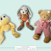 Floppy Toy Designs - Spring
