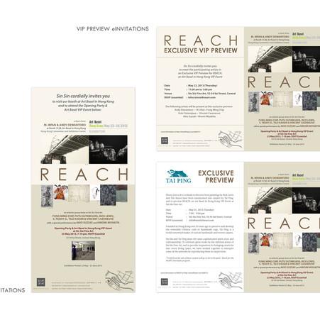 Reach | ArtBasel HK