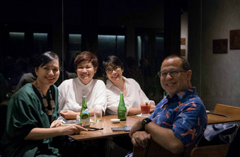 Ms. Rita and friends