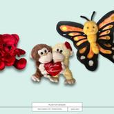 Floppy Toys Designs - Valentine/Spring