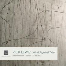 Rick Lewis : Wind Against Tide