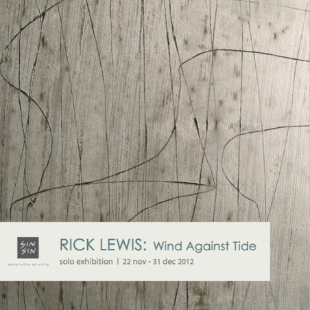 Rick Lewis : Wind Against Tide
