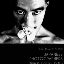Japanese Photographers - born in 1920's-1940's