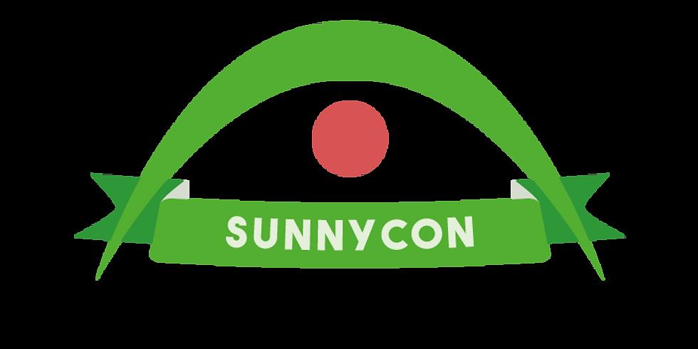 Sunny Con Newcastle 2018