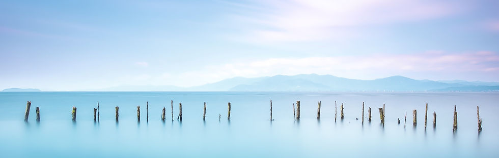 poles-and-soft-water-on-sea-landscape-lo