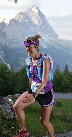 Debbie Brupbacher Ultra Runner
