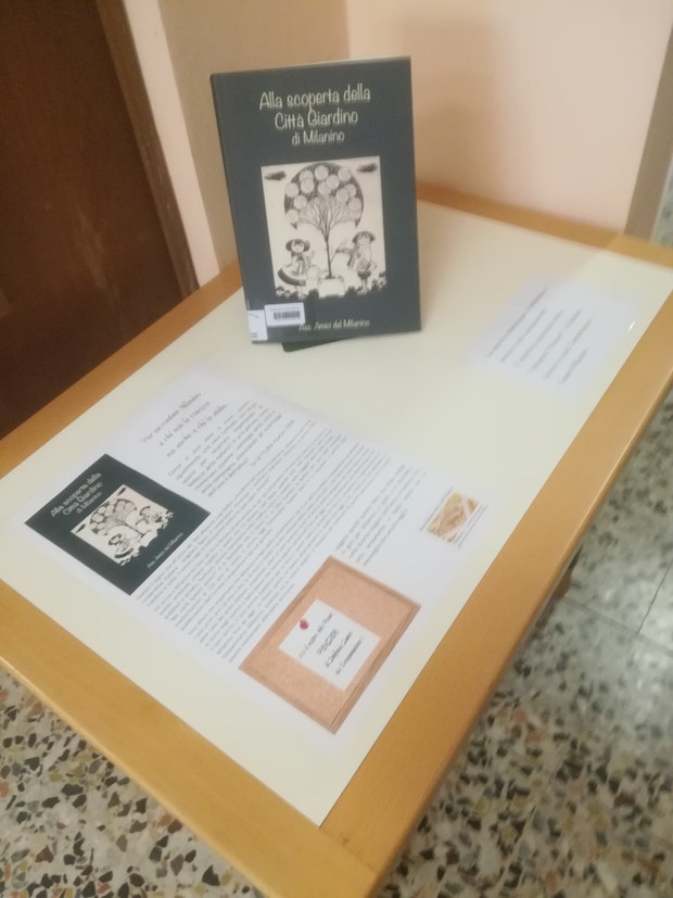 Dove potete trovare il libro Alla scoperta della Città Giardino di Milanino.
