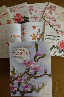 Two Art Books by Joan Lok