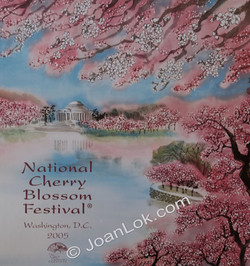 Nat'l Cherry Blossom Festival Poster