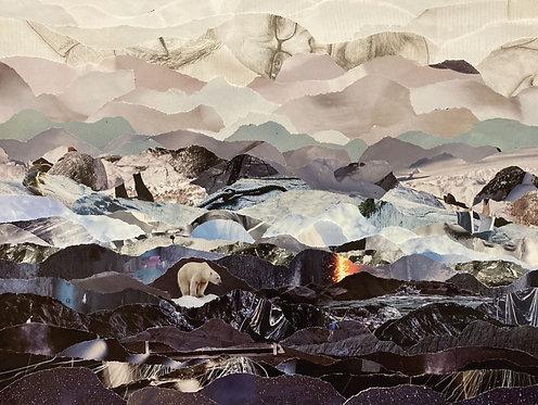 North Pole by Davinia Garcia