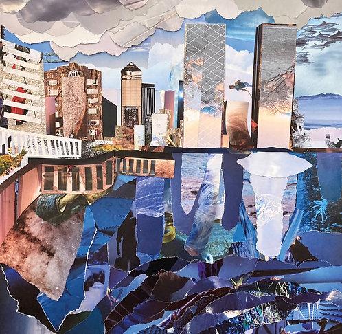 Canary Wharf by Davinia Garcia