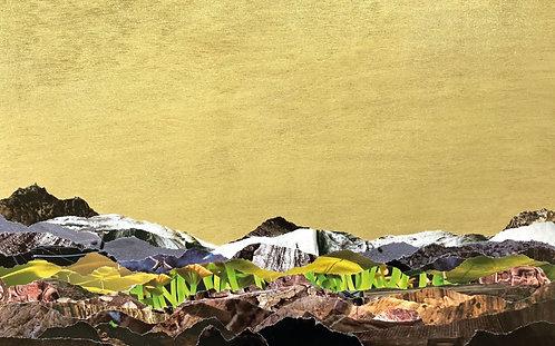 Golden Sky by Davinia Garcia