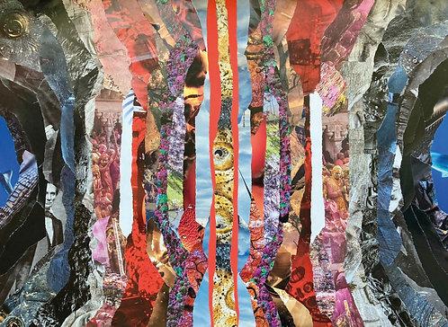 Blood Rain by Davinia Garcia