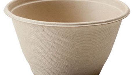 Brown Soup Bowls (Lids Available)