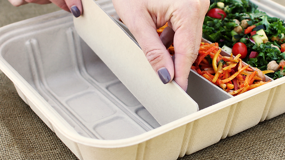 120 ounce Adjustable Catering Pan