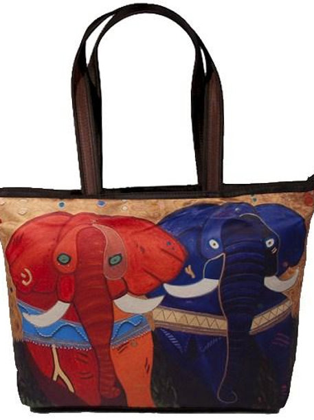 'Pride' Elephant Tote Bag