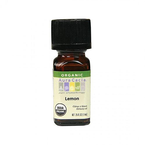 Organic Lemon Oil