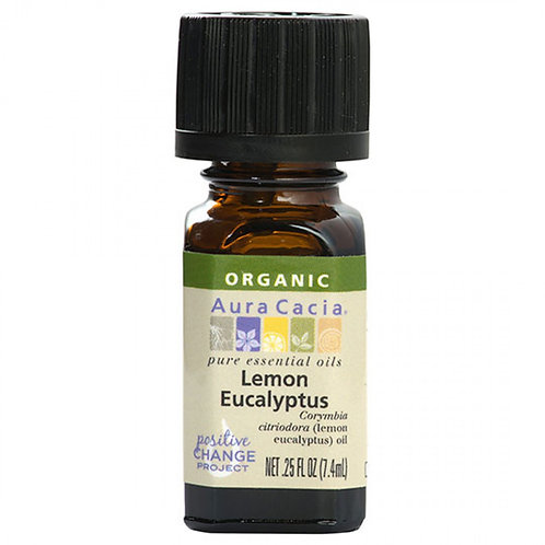 Organic Lemon Eucalyptus Oil