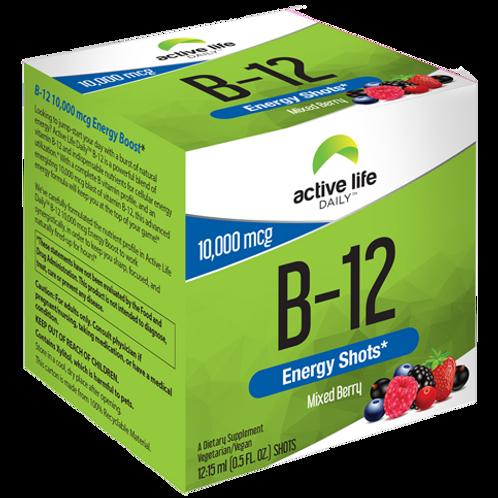 B-12 Energy Shots