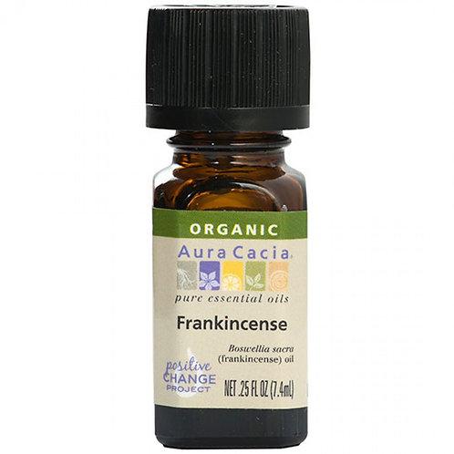 Organic Frankincense Oil (Boswellia sacra)