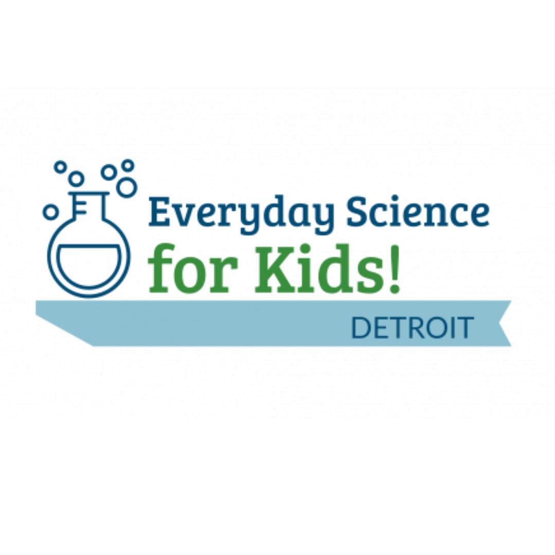 everyday science for kids logo instagram