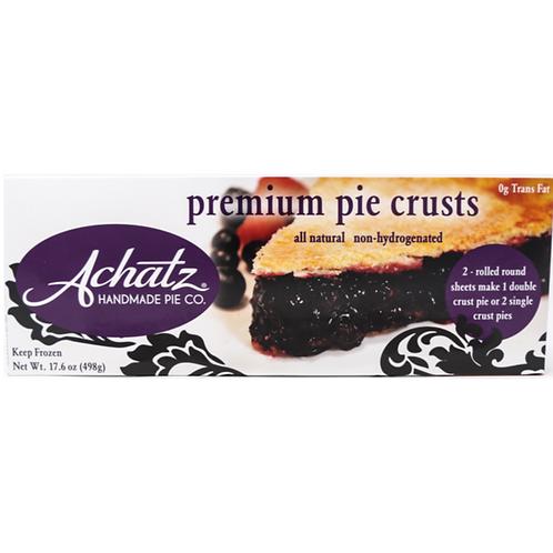 Frozen Pie Crusts