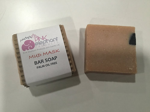 Bar Soap  - Mud Mask
