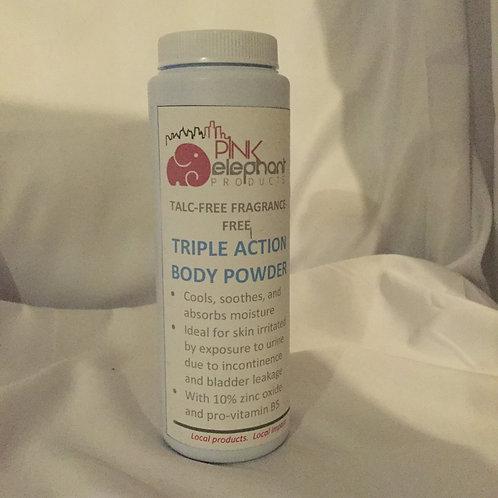 Triple Action Body Powder