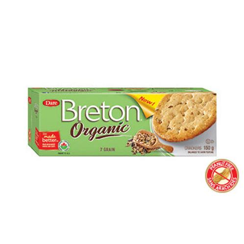 Organic 7 Grain Crackers