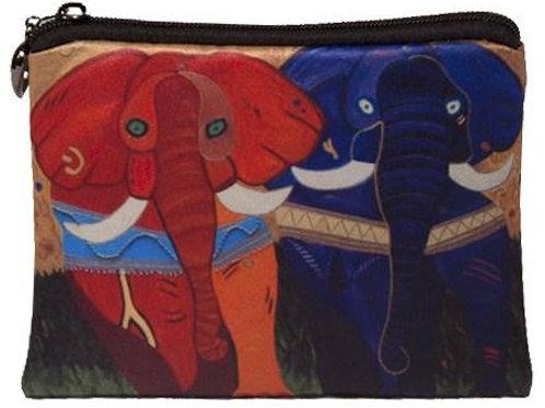 'Pride' Elephant Change Purse