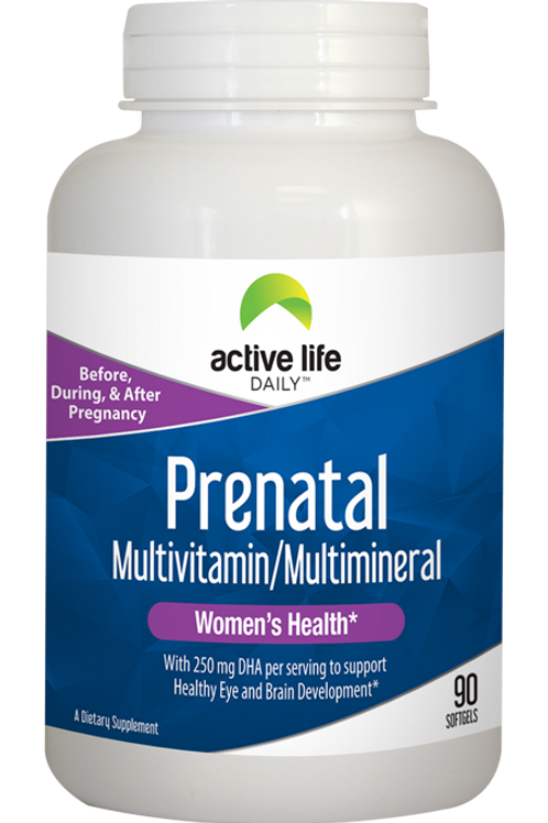 Prenatal Multi-Vitamin