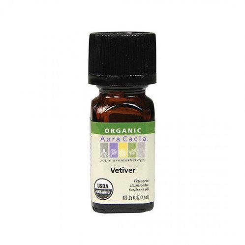 Organic Vetiver Essential Oil