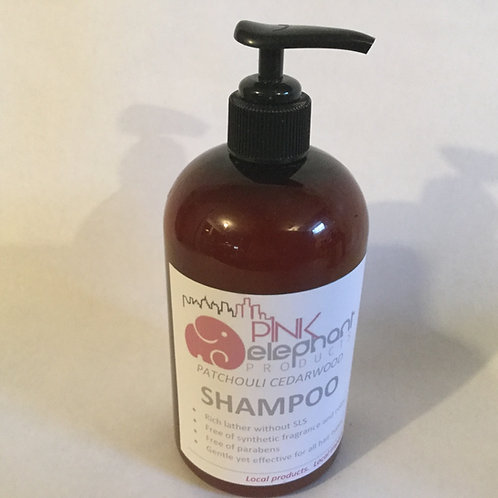 Protein-Enriched Shampoo