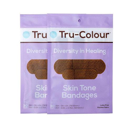 TruColour Bandages - Standard Sizes