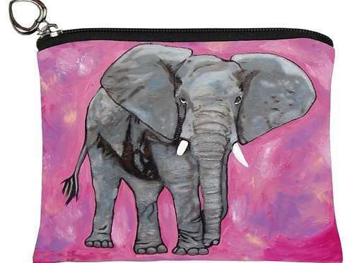 'Kelly' Elephant Change Purse