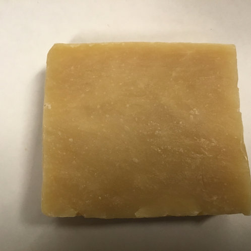 Basil, Lime, and Rosemary Goat Milk Bar Soap