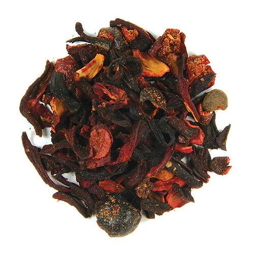 Warming Crimson Berry Tea, Kosher & Organic