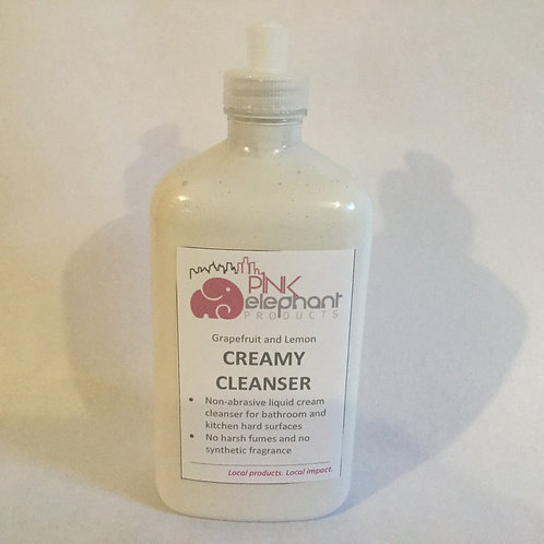 Cream Cleanser for Kitchen and Bathroom