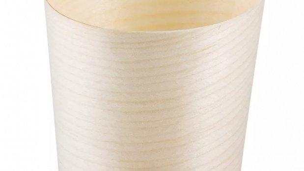 Wood Ramekin/Appetizer Cup