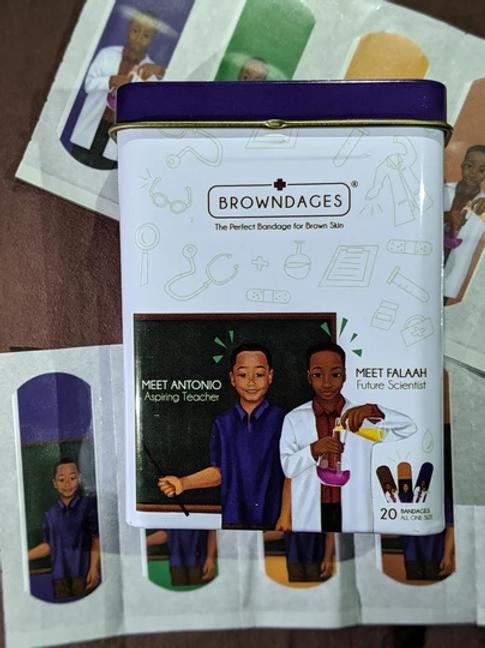 Browndages -  Boy