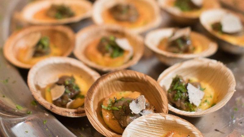 Appetizer/Hors D'Oeuvre Serving Bowls