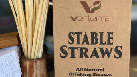 Wheatgrass Straws