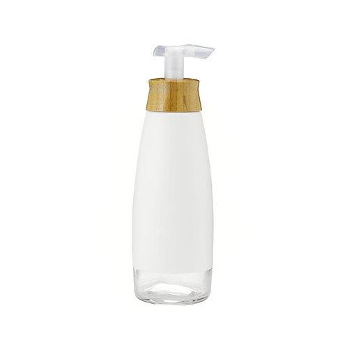 Glass Foaming Soap Bottle