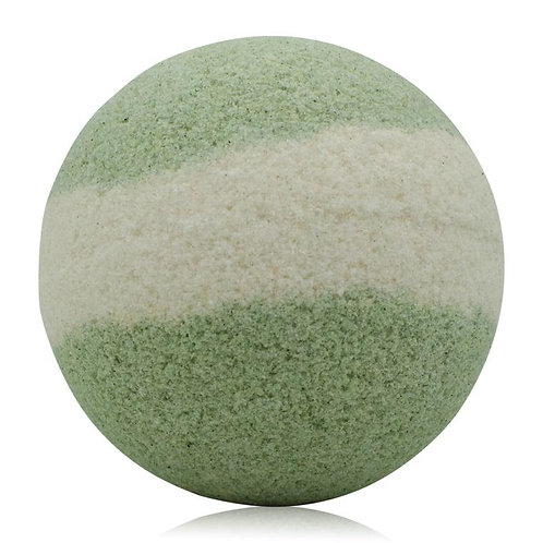 Ginger Lime Fizzy Bath Bomb