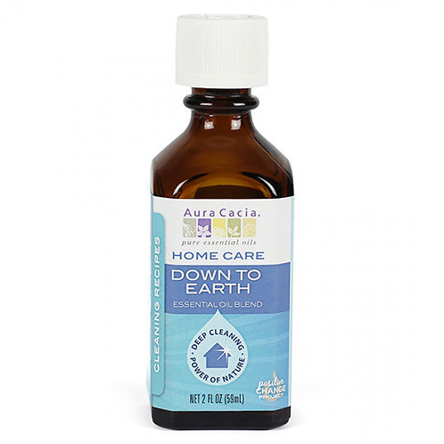 Down to Earth Essential Oil DIY Home Care Blend